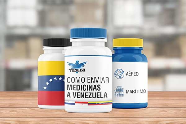 Envio de medicinas a Venezuela desde Panama