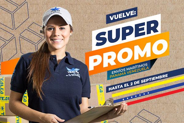 Promocion Maritima Tealca Panama